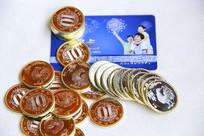 鸡年纪念币与卡