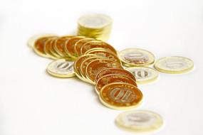 散落的金币
