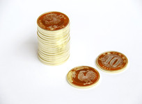 十元鸡年金币
