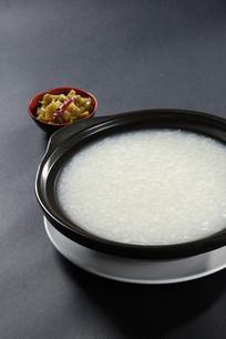 养身白米粥