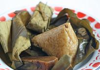 中国传统食品粽子