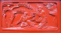 木雕罗汉壁画互助