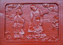 木雕罗汉壁画讲解