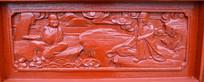 木雕罗汉壁画闲谈