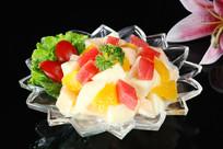 水果拌沙拉