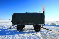呼伦湖冬捕设备