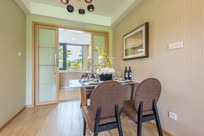 简单客厅厨房