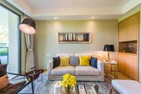 客厅沙发地灯