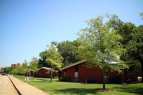 美国俄克拉荷马大学居住区