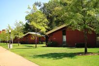 美国俄克拉荷马大学联排别墅