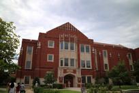 美国俄克拉荷马大学校内建筑