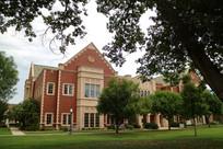 美国俄克拉荷马大学校园风景