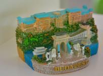 匈牙利首都建筑模型