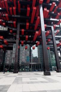 漂亮的重庆国泰艺术中心