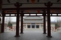 唐代复古建筑