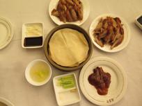 北京美食全聚德烤鸭