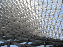世博会钢结构阳光谷