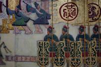 燕国人物壁画