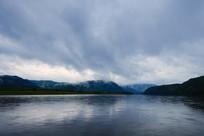 中俄界河额尔古纳河