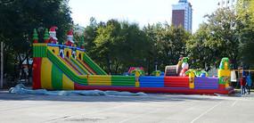 充气城堡儿童游乐场