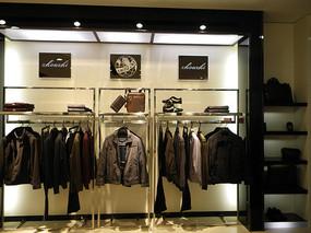 服装店铺高柜设计