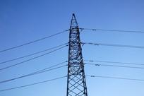 电网电线铁塔