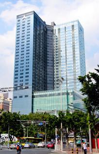 广州捷登都会广场