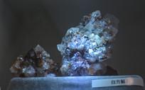 矿石原材料白方解石