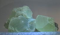矿石原材料八面体萤石