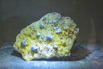 矿石原材料方铅矿