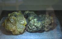 矿石原材料黄铁石