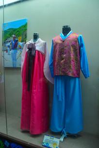 少数民族服装朝鲜族