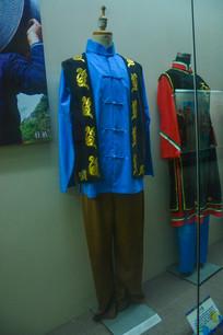 少数民族服装东乡族