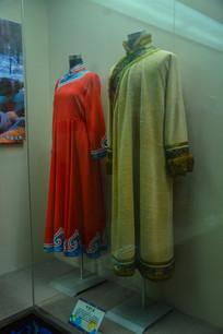 少数民族服装鄂温克族