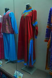 少数民族服装赫哲族