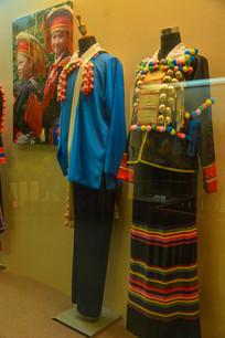 少数民族服装土家族