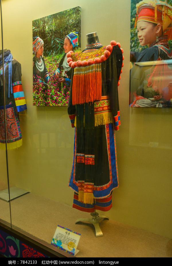 少数民族服装瑶族图片