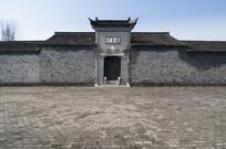 扬州高邮菱塘镇老清真寺