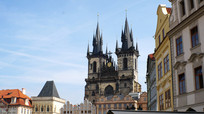 布拉格教堂