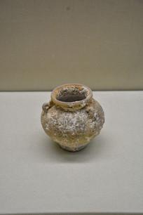 马来西亚博物馆藏品黑釉系罐
