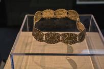 马来西亚博物馆藏品娘惹银腰带