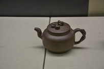 马来西亚博物馆藏品宜兴紫砂壶