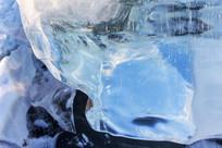 水纹冰纹理
