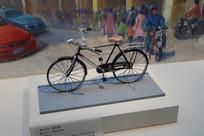 20世纪70年代自行车模型