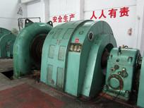 水电站水轮发电机组