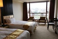 酒店宾馆海景房