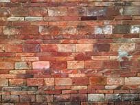 岁月老砖墙