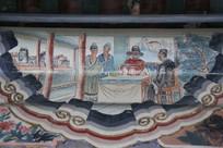 颐和园长廊彩绘画西游记弼马温