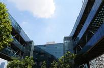 安徽广电大厦玻璃幕墙