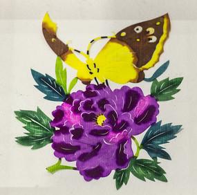 白斑黄蝴蝶